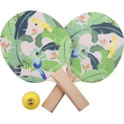 Sunnylife Ping Pong Play On - Pink/Green/Multi - Swimoutlet.com found on Bargain Bro Philippines from Swim Outlet for $35.00
