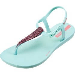 Ipanema Girls' Shimmer Sandals Toddler/Little/Big Kid - Green/Green 10/11 Toddler/ Kid 100% Rubber - Swimoutlet.com