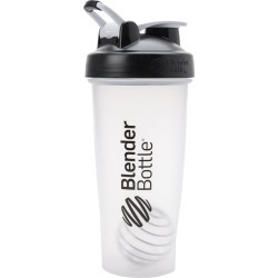 Blender Bottle Blenderbottle Classic 28Oz Bottle - Black - Swimoutlet.com