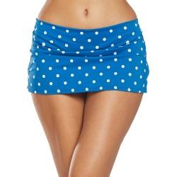 Swim Systems Delilah Dot Aloha Swim Skirt - Medium - Swimoutlet.com