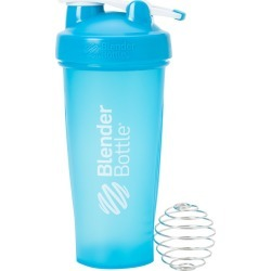 Blender Bottle Blenderbottle Classic 28Oz Bottle Full Color - Aqua - Swimoutlet.com