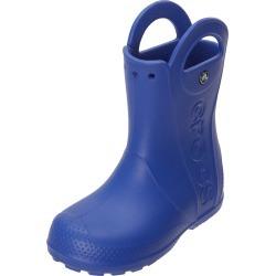 Crocs Kids' Handle It Rain Boot /Little Kid/Big Kid - Cerulean Blue 6 - Swimoutlet.com