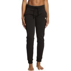 Arena Women's Gym Training Pants - Black Xl Size Xl Cotton/Polyester - Swimoutlet.com