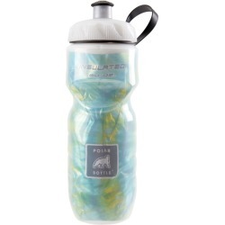 Polar Bottle 20Oz Tie-Dye Sport Bottle - Surf Plastic - Swimoutlet.com