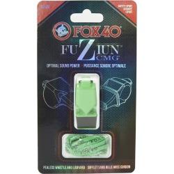 Fox 40 Fuziun Cmg Lifeguard Whistle W/ Lanyard - Neon Green Plastic - Swimoutlet.com