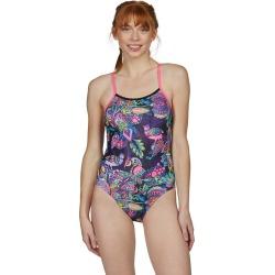 Amanzi Women's Senorita One Piece Swimsuit - 38 Multi Color Polyester - Swimoutlet.com
