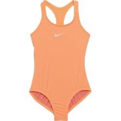 Nike Girls' Racerback One Piece Swimsuit Big Kid - Orange Pulse Xl - Swimoutlet.com