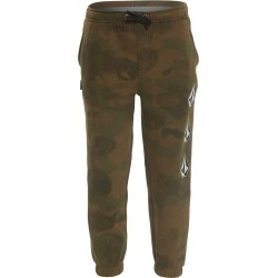 Volcom Boys' Deadly Stones Pants Toddler Kid - Camouflage 7X Cotton/Polyester - Swimoutlet.com