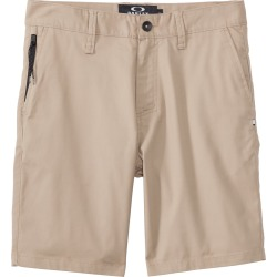 Oakley Men's Sims Chino Walkshorts - Rye 38 Cotton/Polyester - Swimoutlet.com