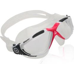 Aqua Sphere Vista Lady - White/Gray/Coral White Synthetic/Rubber - Swimoutlet.com