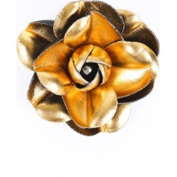Chanel Camelia Flower Brooch