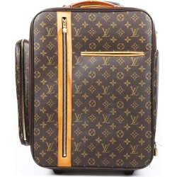 Louis Vuitton Bosphore Trolley 45 Monogram Rolling Suitcase found on Bargain Bro Philippines from Luxury Garage Sale for $1895.00