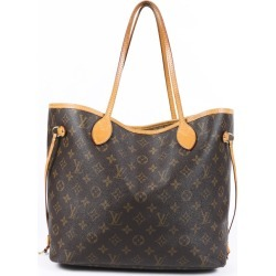 Louis Vuitton Neverfull MM Monogram Tote found on Bargain Bro Philippines from Luxury Garage Sale for $1120.00