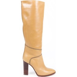 Chloe Leather Knee High Boots
