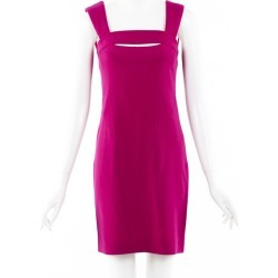 Emilio Pucci Wool Mini Dress Pink SZ: S found on MODAPINS from Luxury Garage Sale for USD $60.00