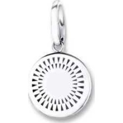 14k White Gold Signature Sun Charm found on Bargain Bro Philippines from Angara Jewelry for $649.00