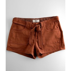 BKE Mollie Mid-Rise Stretch Short found on Bargain Bro Philippines from buckle.com for $36.95