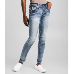 Miss Me Mid-Rise Skinny Stretch Jean found on Bargain Bro India from buckle.com for $104.00