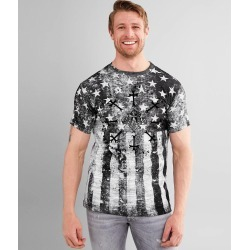 Affliction Spiker Glory T-Shirt found on Bargain Bro Philippines from buckle.com for $64.00