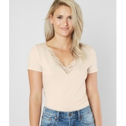 Daytrip Double V-Neck Top found on Bargain Bro from buckle.com for USD $12.71