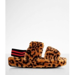 Steve Madden Fluff Leopard Slipper found on Bargain Bro India from buckle.com for $34.95