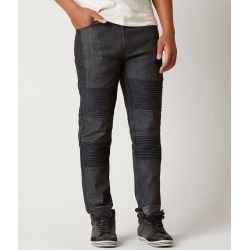 Lira Bleeker Skinny Moto Stretch Jean found on MODAPINS from buckle.com for USD $29.97