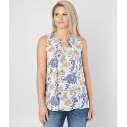 Doe & Rae High Neck Tank Top found on Bargain Bro from buckle.com for USD $20.35