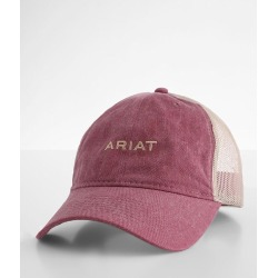 Ariat Washed Canvas Baseball Hat found on Bargain Bro India from buckle.com for $22.00