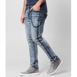 Rock Revival Ascot Slim Taper Stretch Jean found on Bargain Bro Philippines from buckle.com for $179.00