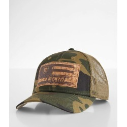 Ariat Camo Baseball Hat found on Bargain Bro India from buckle.com for $26.00