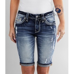 Rock Revival Priya Bermuda Stretch Short found on Bargain Bro Philippines from buckle.com for $139.00