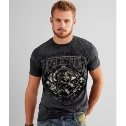 Affliction American Customs Native Outlaw T-Shirt found on Bargain Bro from buckle.com for USD $44.08