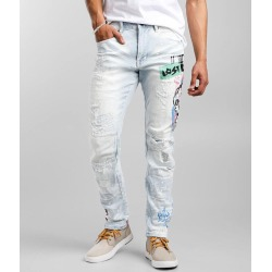 Smoke Rise® Speckle Taper Stretch Jean found on Bargain Bro India from buckle.com for $74.00