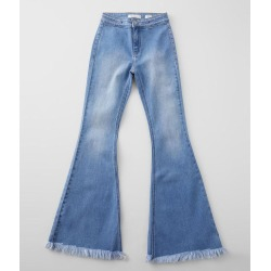 Girls - KanCan Signature Slim High Rise Flare Jean found on Bargain Bro India from buckle.com for $46.95