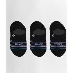 Stance Basic 3 Pack No Show Socks