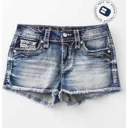 Rock Revival Celinda Mid-Rise Stretch Short found on Bargain Bro India from buckle.com for $139.00