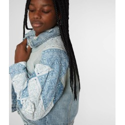 Blank NYC Pieced Denim Jacket found on MODAPINS from buckle.com for USD $92.46