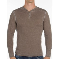 Buckle Black Paperback Henley found on Bargain Bro India from buckle.com for $27.96