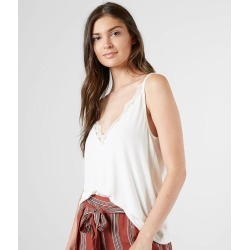 grehy Double V-Neck Tank Top found on Bargain Bro from buckle.com for USD $19.35