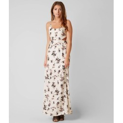 Honey Punch Floral Maxi Dress found on MODAPINS from buckle.com for USD $28.47