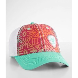 Ariat Southwestern Print Baseball Hat found on Bargain Bro India from buckle.com for $29.00