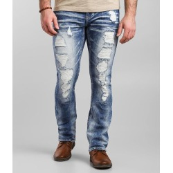American Fighter Striker Relaxed Straight Jean found on Bargain Bro India from buckle.com for $109.50