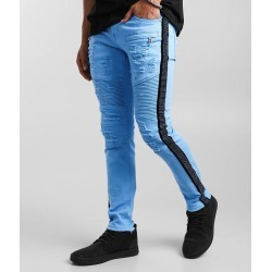 PREME Powder Blue Skinny Stretch Jean found on Bargain Bro India from buckle.com for $88.00
