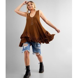 Free People Shimmy Sasha Tank Top found on Bargain Bro Philippines from buckle.com for $68.00