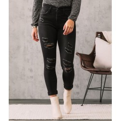 KanCan Signature Kurvy Ultra High Ankle Jean found on Bargain Bro India from buckle.com for $66.95