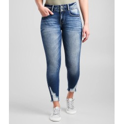 KanCan Signature Kurvy Mid-Rise Ankle Skinny Jean found on Bargain Bro India from buckle.com for $69.95