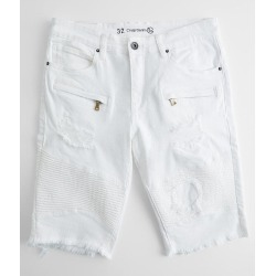 Crysp Denim Lexington Biker Stretch Short found on Bargain Bro Philippines from buckle.com for $56.00