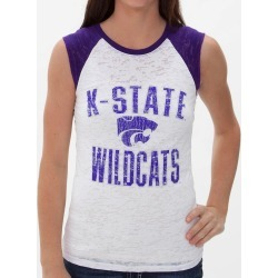 Blue 84 Kansas State Sleeveless T-Shirt found on Bargain Bro India from buckle.com for $8.24