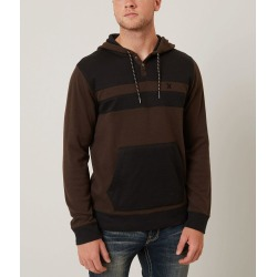 Hurley Vega Henley Hoodie found on Bargain Bro India from buckle.com for $12.50