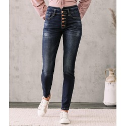 KanCan Signature High Rise Skinny Stretch Jean found on Bargain Bro India from buckle.com for $64.95